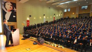 Bakan Albayrak, Osmaniye İş Dünyası ile Buluştu