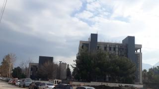 Osmaniye'de Sağlık Müdürlüğü Binası Hızla Yükseliyor