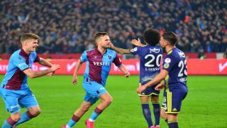 Trabzonspor 2 - Fenerbahçe 1