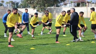 Osmaniyespor FK'de Nazilli Belediyespor maçı hazırlıkları başladı