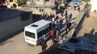 Kadirli'de Tavuk Kavgası 8 Gözaltı