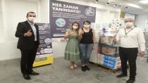 Türkiye genelinde 8 milyon TL değerinde ürün ve servis desteği