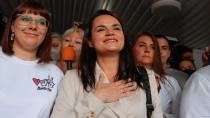 Tihanovskaya; Belarus devrimi Rusya karşıtı değil