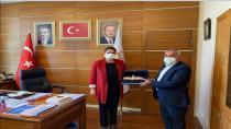 OTB heyetinden Sarıeroğlu'na ziyaret