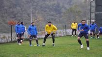 Hekimoğlu Trabzon FK'da Kayserispor maçı hazırlıkları başladı