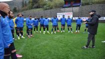 Hekimoğlu Trabzon FKKayserispor mesainde