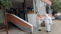 Toprakkale'de Kovd-19 hastalarına destek