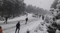 Araç sahipleri dikkat kış lastiği uygulaması başladı