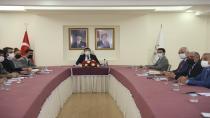 Iğdır'da İller ve Destinasyonlar Tanıtım Çalışması Toplantısı