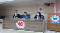 Düziçi'nde Covid 19 tedbirleri bilgilendirme toplantısı yapıldı