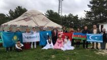 Türk Dünyasının Bayramı Nevruz Antalya'da Coşkuyla Kutlandı