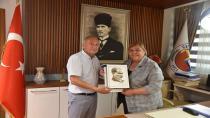 Başkan Kaynar'dan Ceyhan Belediyesine ziyaret