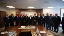 Sumbas ve Mehmetli projeleri Ankara'da